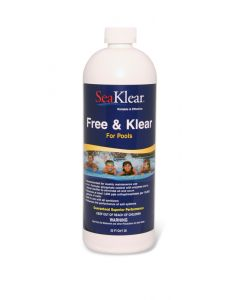 SeaKlear Free & Klear 3-in-1 Formula for Pools